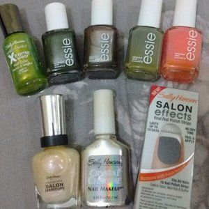 All 8 Nail Polishes For $35 Together